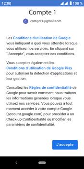 Crosscall Core M4 - E-mails - Ajouter ou modifier votre compte Gmail - Étape 10