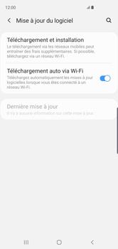 Samsung Galaxy S10 - Logiciels - Installation de mises à jour - Étape 6