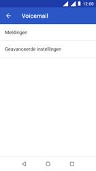 Nokia 1 - Voicemail - Handmatig instellen - Stap 8