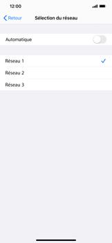 Apple iPhone XR - iOS 13 - Réseau - utilisation à l'étranger - Étape 10