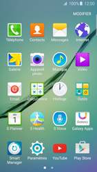 Samsung Galaxy S6 Edge - Applications - Comment vérifier les mises à jour des applications - Étape 3