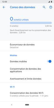Google Pixel 3 - Internet et connexion - Désactiver la connexion Internet - Étape 6
