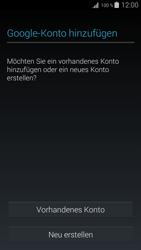 Samsung I9195 Galaxy S4 Mini LTE - E-Mail - Konto einrichten (gmail) - Schritt 9