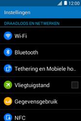 Samsung Galaxy Young 2 (G130HN) - wifi - handmatig instellen - stap 4
