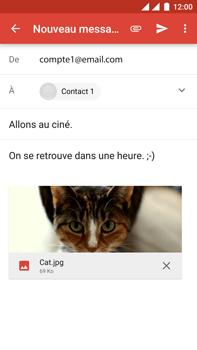 OnePlus 3 - E-mail - Envoi d