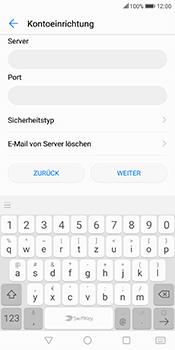 Huawei Mate 10 Lite - E-Mail - Konto einrichten - 10 / 21
