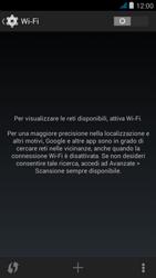 Wiko jimmy - WiFi - Configurazione WiFi - Fase 5