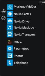Nokia Lumia 610 - E-mail - Configuration manuelle - Étape 3