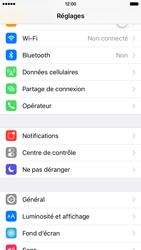 Apple iPhone 6s - Internet et connexion - Utiliser le mode modem par USB - Étape 4