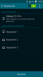 Samsung G901F Galaxy S5 Plus - Bluetooth - headset, carkit verbinding - Stap 6