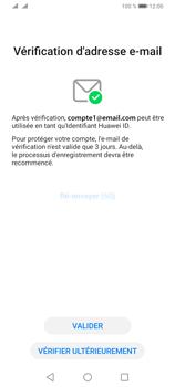 Huawei Y6P - Applications - Créer un compte - Étape 19