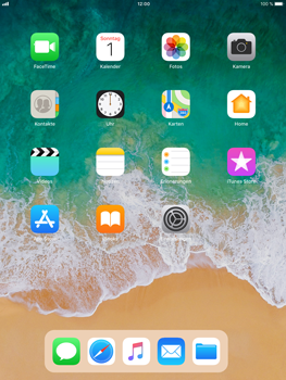Apple iPad Mini 4 - Software - iCloud synchronisieren - 1 / 10