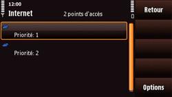 Nokia N97 Mini - Internet - Configuration manuelle - Étape 11