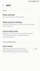Samsung G935 Galaxy S7 Edge - Android Nougat - Device - Factory reset - Step 7