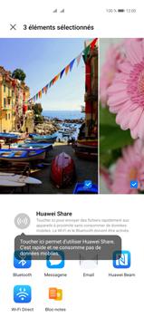 Huawei P40 Pro - Photos, vidéos, musique - Envoyer une photo via Bluetooth - Étape 9