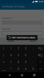 HTC One Mini 2 - E-Mail - Konto einrichten - 12 / 21