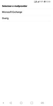 LG Q7 - E-mail - Account instellen (IMAP zonder SMTP-verificatie) - Stap 6