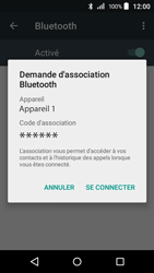 Acer Liquid Z320 - Bluetooth - jumelage d