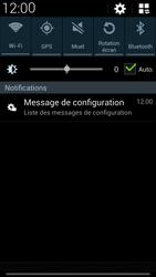 Samsung I9505 Galaxy S IV LTE - Internet - Configuration automatique - Étape 4