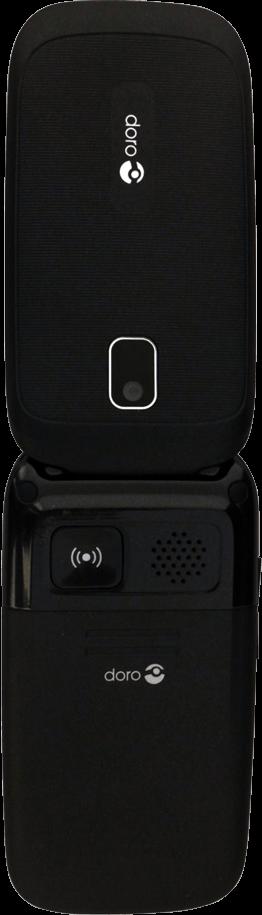 Doro Phone Easy 612 - Premiers pas - Découvrir les touches principales - Étape 13