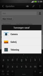 HTC Desire 601 - E-mail - E-mails verzenden - Stap 12
