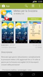 Sony Xperia V - Applicazioni - Installazione delle applicazioni - Fase 14