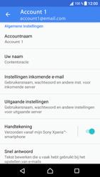 Sony Xperia XA1 (G3121) - E-mail - Instellingen KPNMail controleren - Stap 24