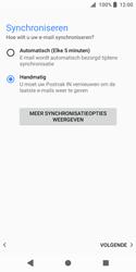 Sony Xperia XZ2 Compact - E-mail - e-mail instellen: POP3 - Stap 19