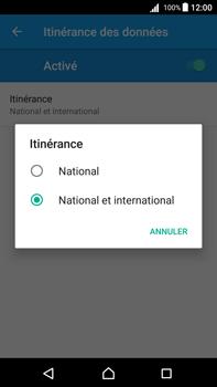 Sony Xperia Z5 Premium (E6853) - Android Nougat - Internet - Désactiver du roaming de données - Étape 8