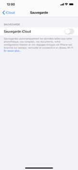 Apple iPhone 11 - Données - créer une sauvegarde avec votre compte - Étape 10