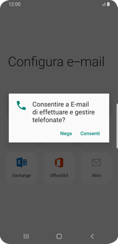 Samsung Galaxy S9 - Android Pie - E-mail - 032c. Email wizard - Outlook - Fase 11