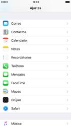 Apple iPhone 6s iOS 10 - E-mail - Configurar Gmail - Paso 3