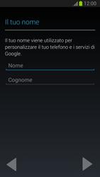 Samsung Galaxy Note II - Applicazioni - Configurazione del negozio applicazioni - Fase 5