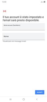 Samsung Galaxy Note 20 Ultra 5G - E-mail - configurazione manuale - Fase 21