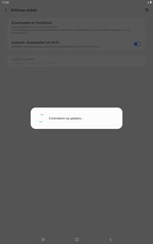 Samsung galaxy-tab-a-10-5-sm-t595-android-pie - Software updaten - Update installeren - Stap 6