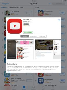 Apple iPad Air 2 - Apps - Konto anlegen und einrichten - 17 / 35