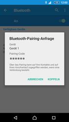 Sony Xperia Z5 - Bluetooth - Verbinden von Geräten - Schritt 7