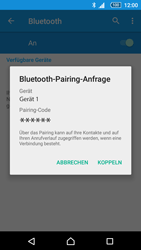 Sony E5823 Xperia Z5 Compact - Bluetooth - Geräte koppeln - 9 / 11