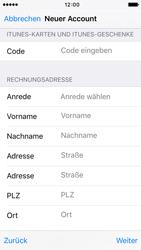 Apple iPhone 5s iOS 9 - Apps - Einrichten des App Stores - Schritt 19