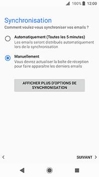 Sony Xperia XA2 Ultra - E-mail - Configuration manuelle (yahoo) - Étape 10
