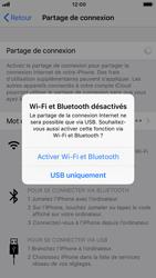 Apple iPhone 7 - iOS 12 - Internet - Configurer un point d'accès mobile - Étape 7