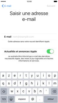 Apple iPhone 7 Plus - Premiers pas - Créer un compte - Étape 24