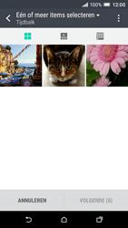 HTC One A9 - e-mail - hoe te versturen - stap 13