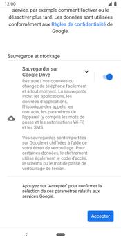 Google Pixel 3 - Applications - Créer un compte - Étape 19
