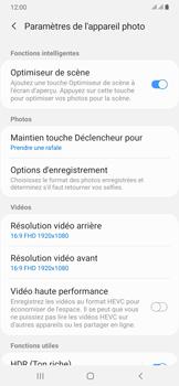 Samsung Galaxy A50 - Photos, vidéos, musique - Prendre une photo - Étape 7