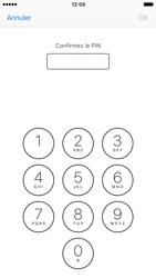 Apple iPhone 7 - Sécuriser votre mobile - Personnaliser le code PIN de votre carte SIM - Étape 10