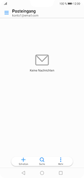 Huawei P20 Lite - E-Mail - Manuelle Konfiguration - Schritt 18