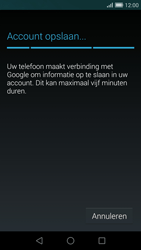 Huawei Ascend G7 - apps - account instellen - stap 16