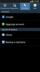 Samsung Galaxy S 4 Active - Dispositivo - Ripristino delle impostazioni originali - Fase 6