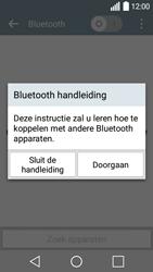 LG Leon 3G (H320) - bluetooth - headset, carkit verbinding - stap 5